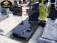 Cheap Chinese granite new style tombstone monument headstone gravestones