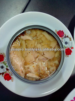 Canned Tuna in oil Easy open