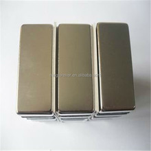 Block shape permanent strong powerful custom neodymium magnets with good sale price for n35 n38 n40 n42 n45 n48 n50 n52 n53 n54