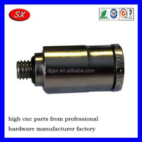 customized planet eclipse ego macroline fitting stainless steel cnc turning terminal electronic spare parts
