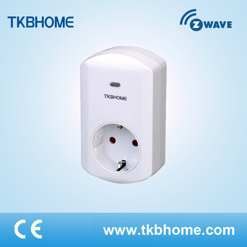 Z-Wave ON/OFF dimmer plug TZ67G