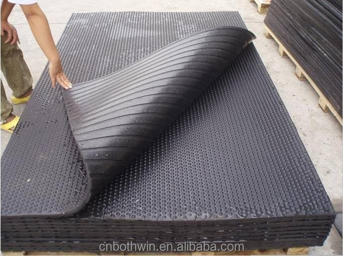 Rubber Stable/Cow Mat/Rubber Flooring for Horse