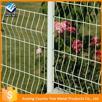 fashional artistic PVC coated faux wrought iron fence