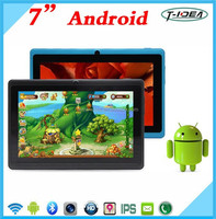7 Inch Best Low Price Allwinner A33 Tablet Pc Manual With RJ45 Port