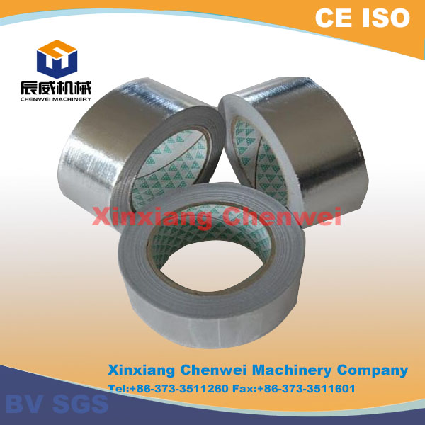 Aluminium Foil Butyl Rubber Waterproof Tape Using For House Corner