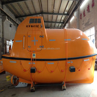 Partly Enclosed Life Boat
