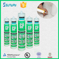 Dow Corning GP acetoxy curing high quality silicone sealant for repairing glass