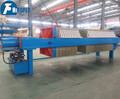 New designed high efficient dewatering membrane filter press