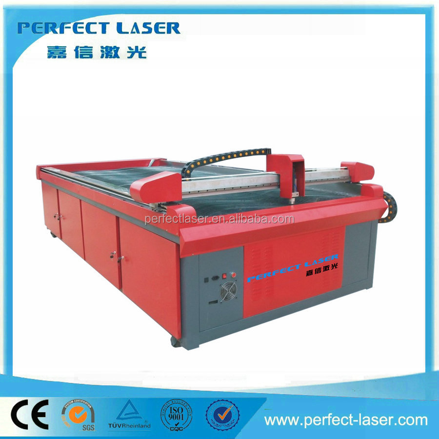 USB Connecting 5200mm X 4800mm CNC Metal Plasma Cutter With Industrial PC