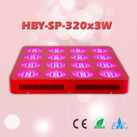 china made Red Blue Hydroponic Led grow Lighting for Plant Veg Flower