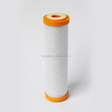 <strong>10</strong>&quot; Carbon Block Coconut Shell Replacement Filter Cartridge for Reverse Osmosis RO <strong>System</strong>, <strong>10</strong>&quot; <strong>x</strong> 2.5&quot;, 0.5 Micron