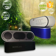 Business Gift Stereo Two-channel Supper Bass Mini Speaker Bluetooth
