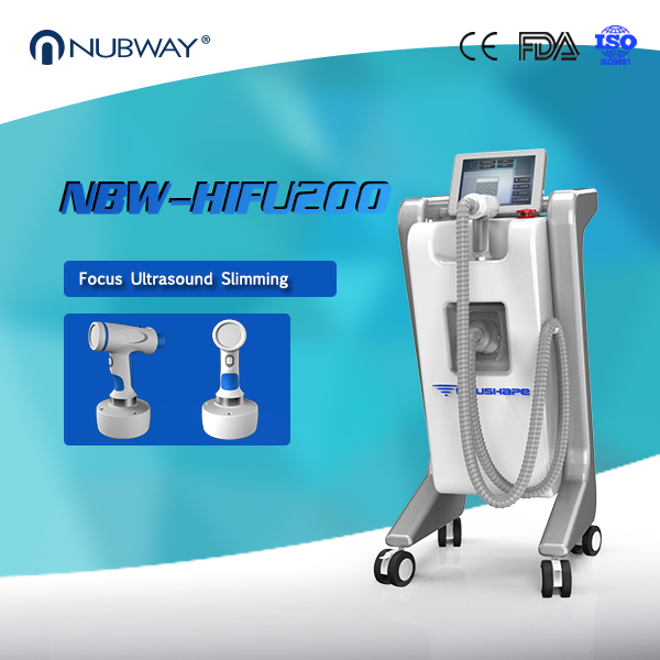 The Newest Technology hifu high intensity focused ultrasound fat freeze slimming beauty machine for wrinkle removal