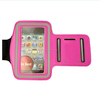Sport armband for iPhone5 with reflective neoprene
