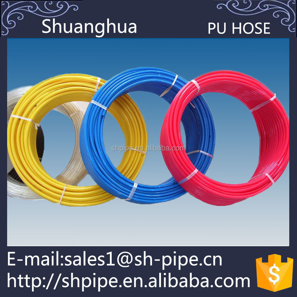 Multilayer pipe for gas