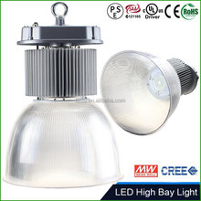 waterproof ip65 45mil bridgelux led highbay light ce rohs approved