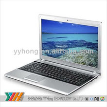 15.6 inches mini laptop Core I3 500GB Hard drive used laptop