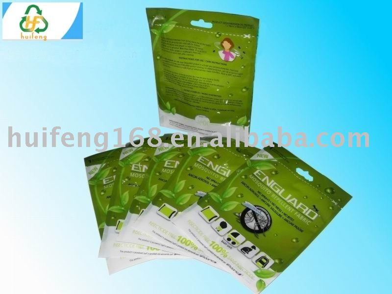repellent packaging bags for chemical drugs