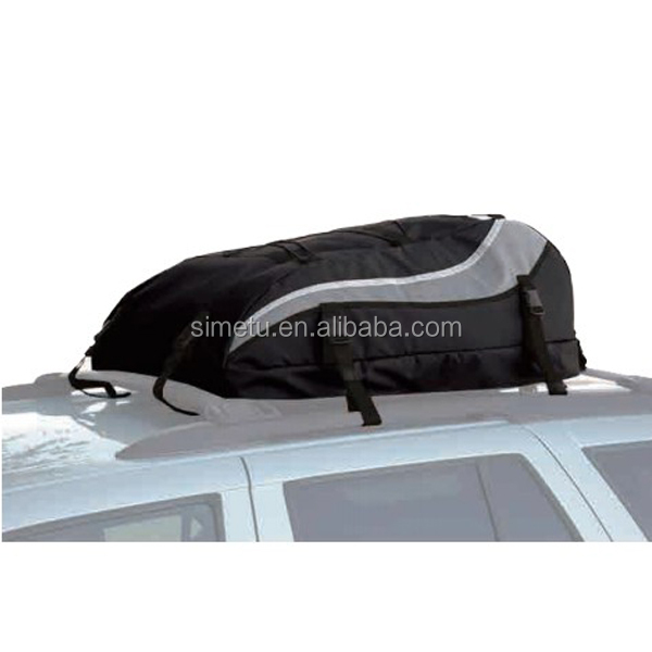 Vehicle Travel Rooftop Storage Carrier bag