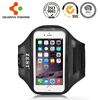 PVC mobile phone armband accessory wholesale cellphone armband black armband phone holder