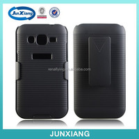 Holsters with clip cell phone case combo for samsung Galaxy Core Prime G360