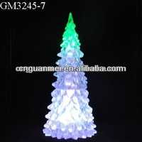 Arylic Led Color Changing Tree For