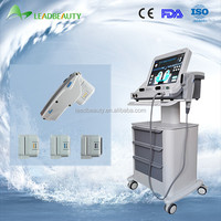 Factory Price Newest Permanent Ultrasound Wrinkle Removal Skin Tighten HIFU Machine