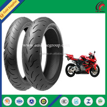 High Quality Wholesale Rubber Motorcycle Tyre 3.00-18 3.00-17 110/90-16 3.50-10