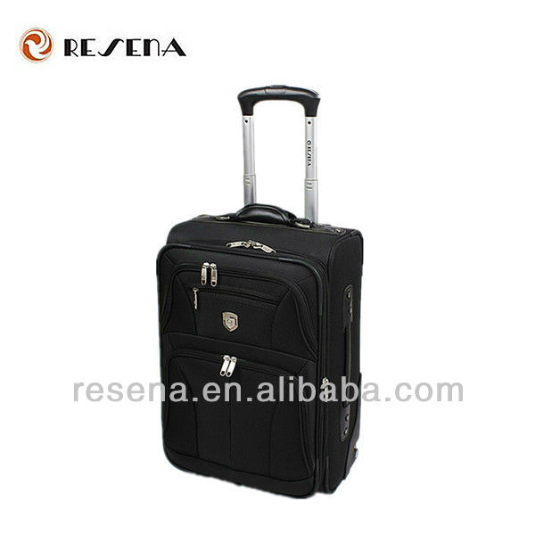 Vintage Aluminum Trolley Suitcases In Extensive With Wash Package