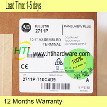 100% New and Original Allen Bradley HMI 2711P-T10C4D9