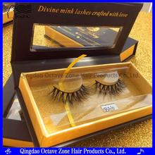 Mink Lashes 3d Horse Hair Eyelashes Private Label Silk False Eyelash Beautiful Box For False Lash