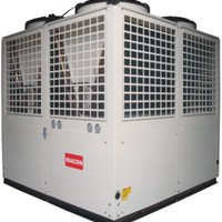 MACON Agricultural Heat Pump Greenhouse Water