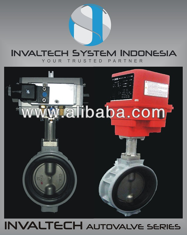 Automatic Butterfly Valves