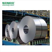 dx51d z40-z275 Hot dipped galvanized secondary steel coil korea