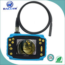 3.5 inch color lcd zoom video borescope camera for car inspection