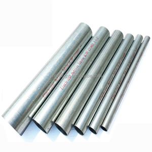 Good quality UL797 ANSI C80.3 EMT tube PG EMT 1/2 inch colombia emt galvanized made in China