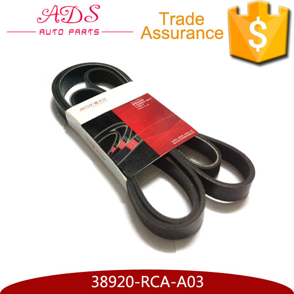 Car Accessories China Timing Belt Manufacturer For car With OEM 38920-RCA-<strong>A03</strong>