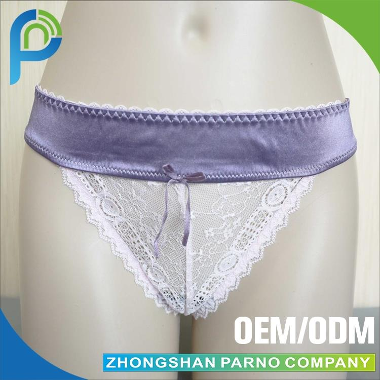 Hot sale seamless panties, adult girls sexy transparent lingerie, underwear factory in china