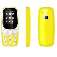 Made in China mobile 3310 gsm cell phone 1.77 inch screen china mobile