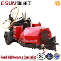 ESUN CLYG-TS500 500L Trailer high quality generator asphalt crack filling equipment