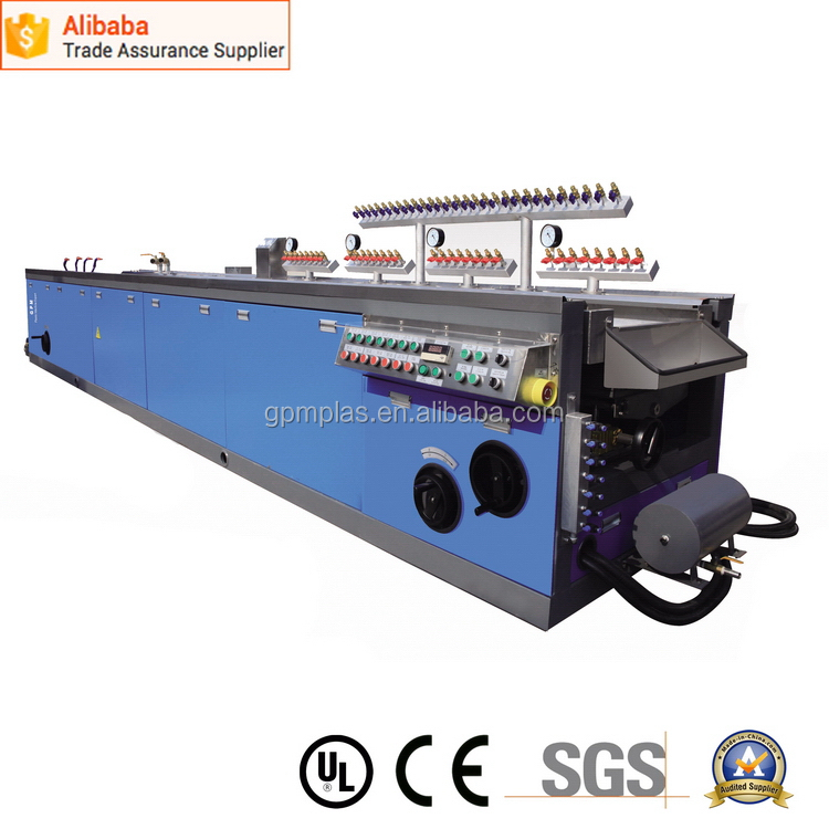 Popular new products small pvc profile extrusion line