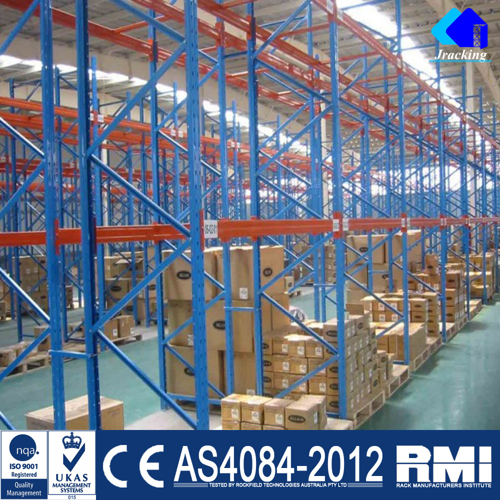 Nanjing Jracking Adjustable Beam Bike Rack Pallet Rack