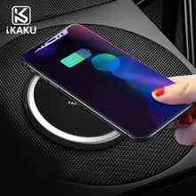 2018 wireless mobile charger mini project qi wireless charger for lenovo meizu mx5 blackberry q10