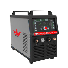 Digital Aluminum Welder TIG AC DC 200 AMP Pulse 3 In 1 Welder Machine