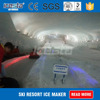 ICESTA skiing snow making machine with CE