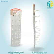 HIC wall hanging holder for advertising, hanging display fixtures