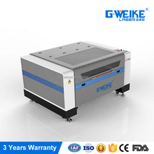g.weike laser engraver and cutter acrylic wood 150w co2 laser cutter for sale
