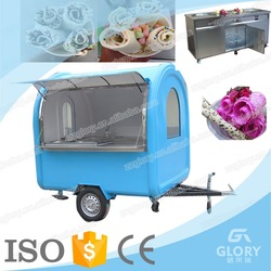 High quality mini truck food / mobile food truck for sale