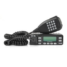 TC-898UV 10W Dual band mobile transceiver ham radio with 199 memory channels