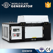 Silent 16kW Undermount Diesel Generator Set For Reefer Container